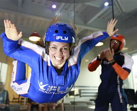 iFly Indoor Skydiving - Carnarvon Accommodation