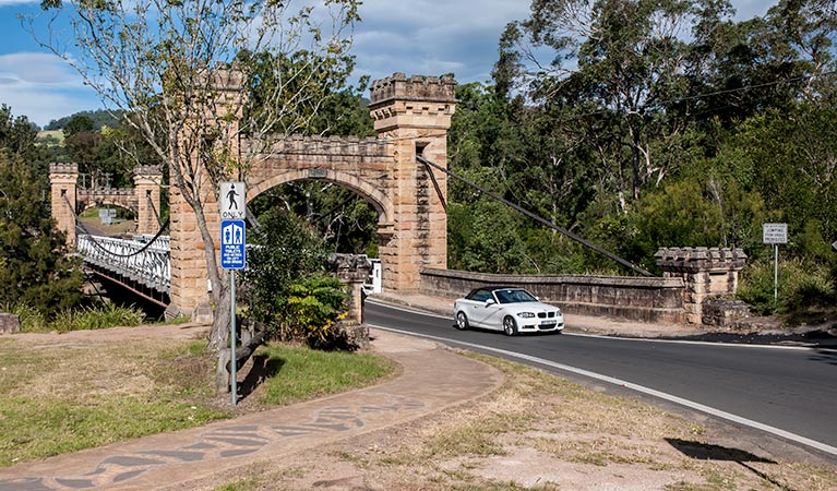 Coast to the Highlands scenic drive  Kangaroo Valley - Carnarvon Accommodation