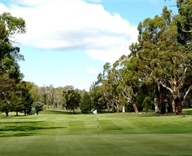Cooma Golf Club - Carnarvon Accommodation