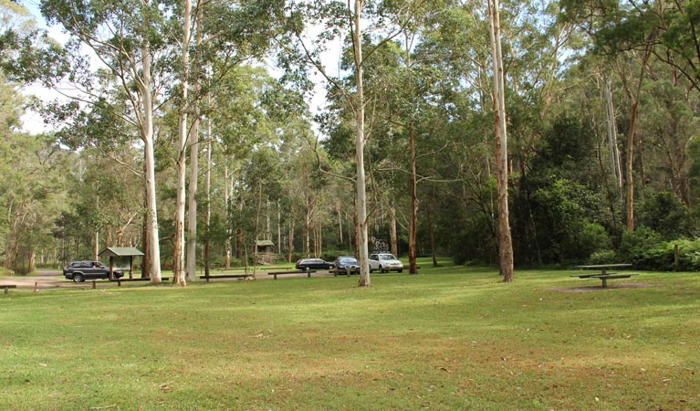 Mill Creek picnic area - Carnarvon Accommodation