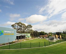 Snowy Mountains Hydro Discovery Centre - Carnarvon Accommodation