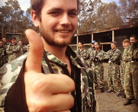 Ultimate Paintball - Carnarvon Accommodation