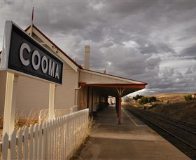 Cooma Monaro Railway - Carnarvon Accommodation