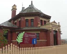 Yarram Courthouse Gallery Inc - Carnarvon Accommodation