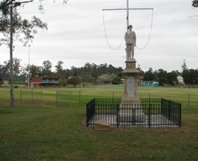 Ebbw Vale Memorial Park - Carnarvon Accommodation