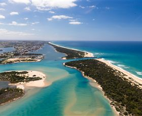 Gippsland Lakes Coastal Park - Carnarvon Accommodation