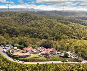 Brisbane Lookout Mount Coot-tha - Carnarvon Accommodation
