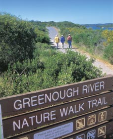 Greenough River Nature Trail - Carnarvon Accommodation
