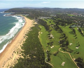 Shelly Beach Golf Club - Carnarvon Accommodation
