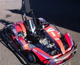Go Karts Go - Carnarvon Accommodation