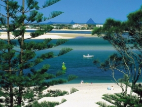 Bribie Island Recreation Area - Carnarvon Accommodation