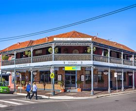 The Exchange Hotel - Beaumont - Carnarvon Accommodation