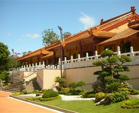 Chung Tian Temple - Carnarvon Accommodation