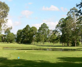Casino Golf Club - Carnarvon Accommodation