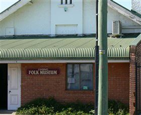 Casino Folk Museum - Carnarvon Accommodation
