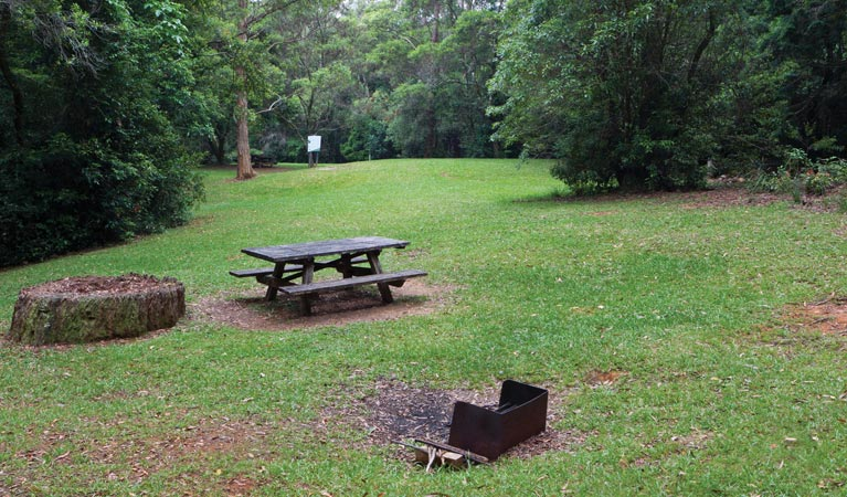 Never Never picnic area - Carnarvon Accommodation