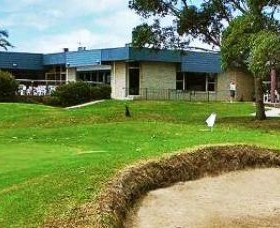 Vincentia Golf Club - Carnarvon Accommodation