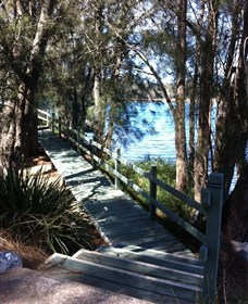 Historic Quarry Park - Moruya - Carnarvon Accommodation