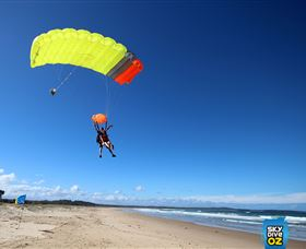 Skydive Oz Batemans Bay - Carnarvon Accommodation