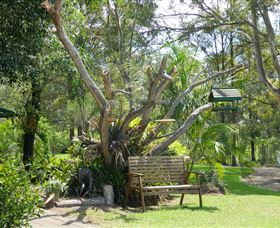 Mondrook Garden Cafe Gallery and Function Centre - Carnarvon Accommodation