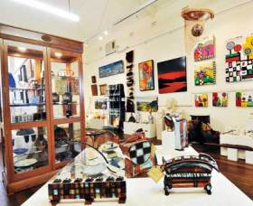 Nimbin Artists Gallery - Carnarvon Accommodation