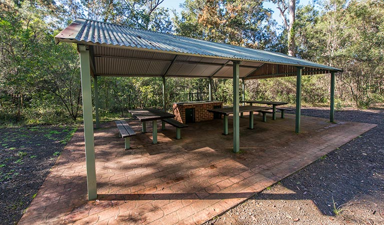 Brimbin picnic area - Carnarvon Accommodation