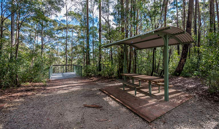 Big Nellie lookout and picnic area - Carnarvon Accommodation