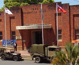 Frank Partridge VC Military Museum - Carnarvon Accommodation