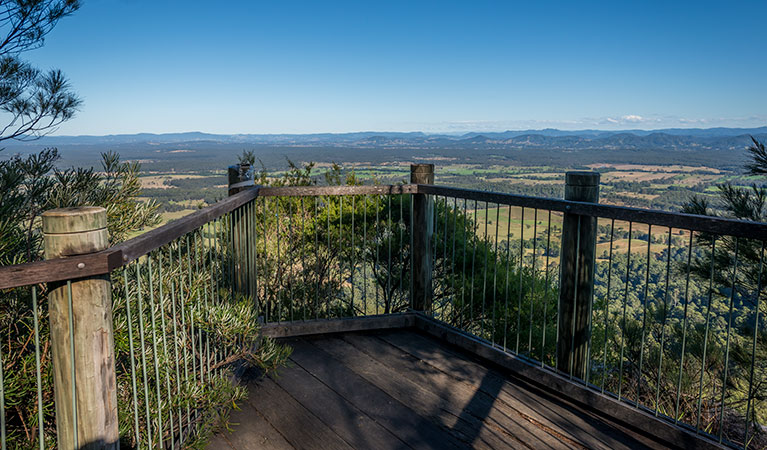 Newbys lookout - Carnarvon Accommodation