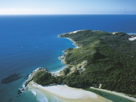 Moreton Island National Park - Carnarvon Accommodation