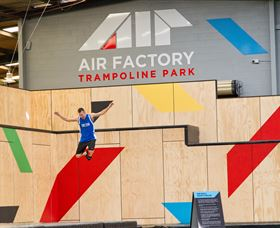 Air Factory Trampoline Park - Carnarvon Accommodation