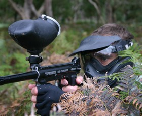 Tactical Paintball Games - Carnarvon Accommodation