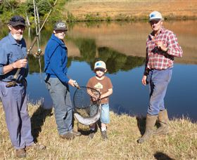 Natone Hills Fly Fishery - Carnarvon Accommodation