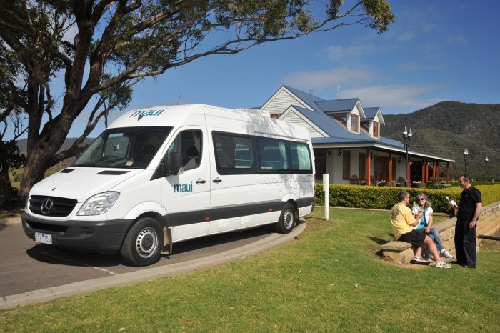 maui motorhomes - Carnarvon Accommodation