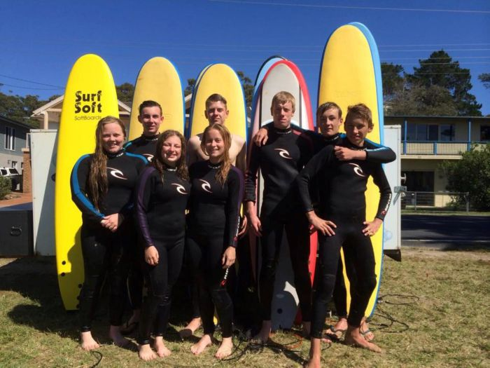 Broulee Surf School - Carnarvon Accommodation