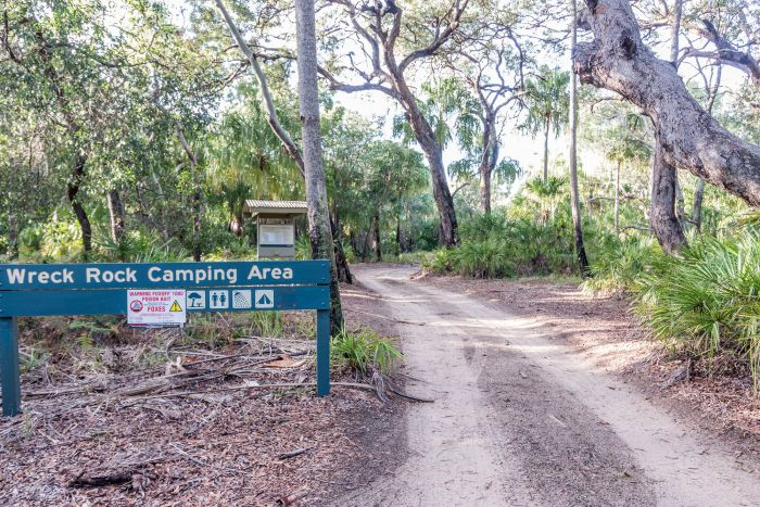 Deepwater National Park Camping Ground - Carnarvon Accommodation