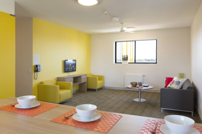Western Sydney University Village Penrith - Carnarvon Accommodation