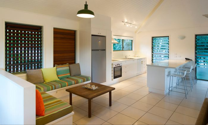 The Retreat Beach Houses - Carnarvon Accommodation