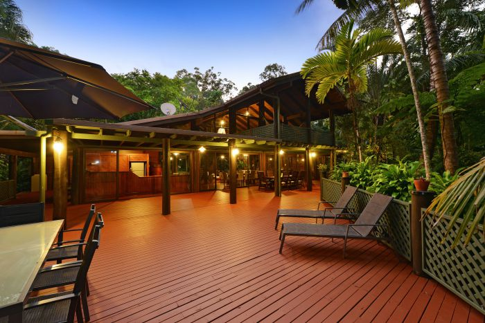 Wait A While Daintree - Carnarvon Accommodation