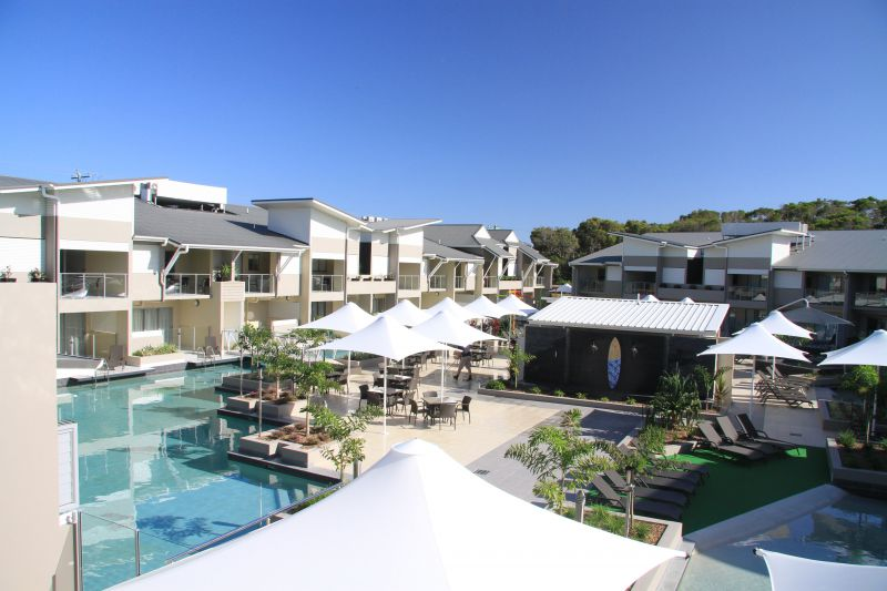 Lagoons 1770 Resort and Spa - Carnarvon Accommodation