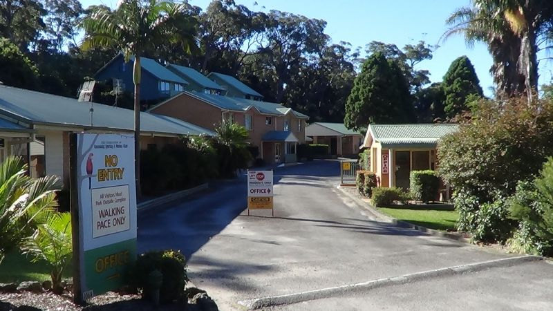 Sussex Inlet Holiday Centre - Carnarvon Accommodation