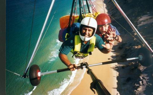 David CookmanSunshine Coast Hang Gliding - Carnarvon Accommodation