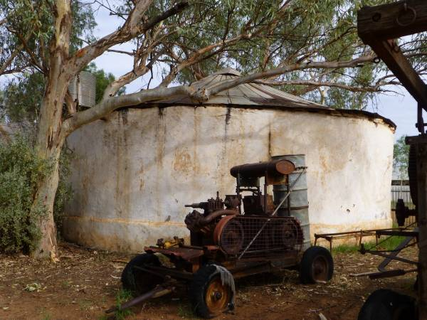 Hermannsburg Historical Precinct - Carnarvon Accommodation