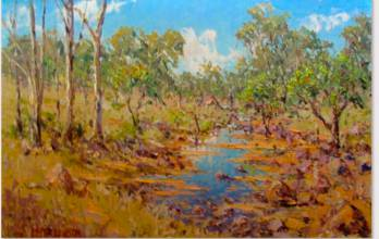Peter Lawson Fine Art - Carnarvon Accommodation