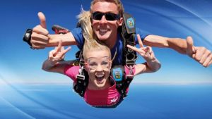 Skydive Oz Canberra - Carnarvon Accommodation