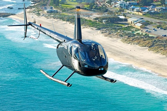 Perth Beaches Helicopter Tour from Hillarys Boat Harbour - Carnarvon Accommodation