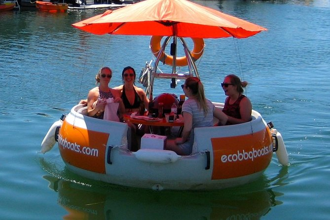Self-Drive BBQ Boat Hire Mandurah - Group of 3 - 6 people - Carnarvon Accommodation
