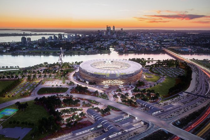 The Optus Stadium Tour - Carnarvon Accommodation
