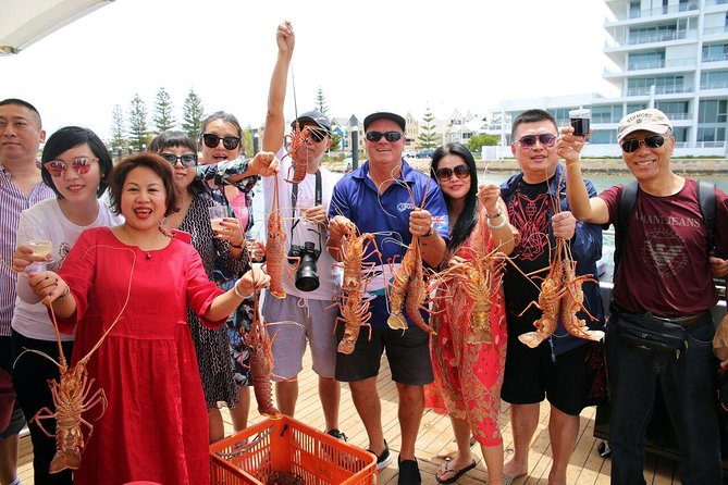Mandurah Wild Seafood Adventure Cruise - Carnarvon Accommodation