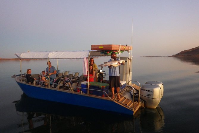 Lake Argyle Fishing Charter - Carnarvon Accommodation